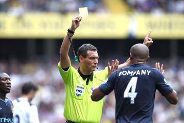 Tottenham Hotspur v Manchester City Barclays Premier League