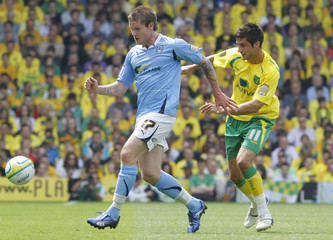 Norwich City v Coventry City npower Football League Championship