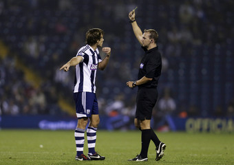West Bromwich Albion v Arsenal - Capital One Cup Third Round