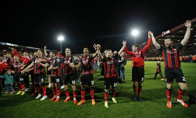 AFC Bournemouth v Bolton Wanderers - Sky Bet Football League Championship