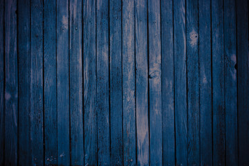 Dark blue wood