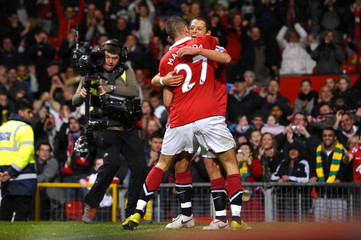 Manchester United v Wolverhampton Wanderers Carling Cup Fourth Round