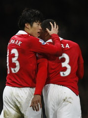 Manchester United v Arsenal Barclays Premier League
