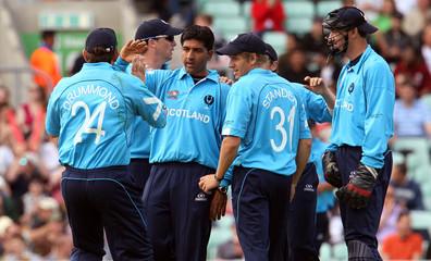 South Africa v Scotland ICC World Twenty20 England 2009 Group D