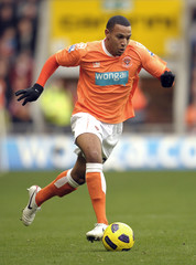 Blackpool v Wolverhampton Wanderers Barclays Premier League