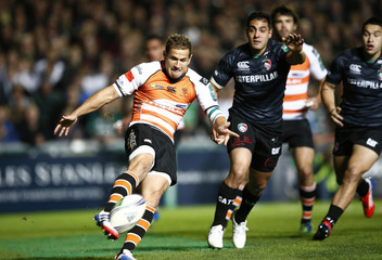 Leicester Tigers v Benetton Treviso - Heineken European Cup Pool Five