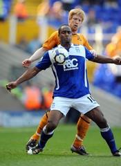 Birmingham City v Hull City Barclays Premier League