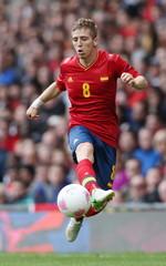 Spain v Morocco London 2012 Men's Olympic Football Tournament - Group D