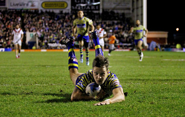 Warrington Wolves v St George Illawarra Dragons - 2015 World Club Series