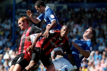 Portsmouth v AFC Bournemouth - npower Football League One