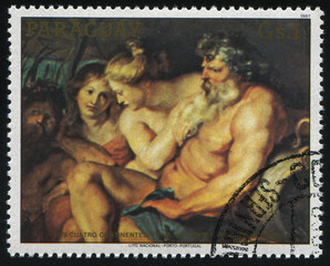 Four Corners of the Wall by Rubens