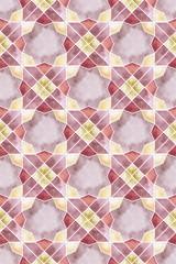 Seamless Islamic Geometry