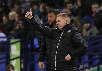Bolton Wanderers v Reading - Sky Bet Football League Championship