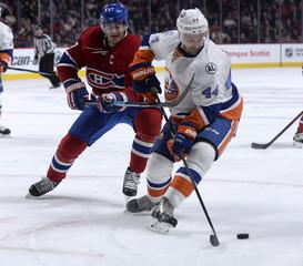 NHL: New York Islanders at Montreal Canadiens