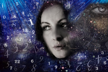 numerology in space
