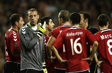 Republic of Ireland v Armenia UEFA Euro 2012 Qualifying Group B