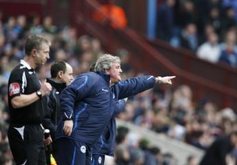Aston Villa v Wigan Athletic Barclays Premier League