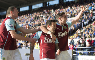 Leicester City v Burnley - Barclays Premier League