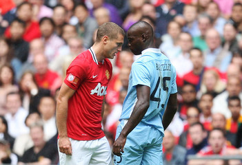 Manchester United v Manchester City FA Community Shield