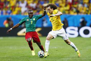 Cameroon v Brazil - FIFA World Cup Brazil 2014 - Group A