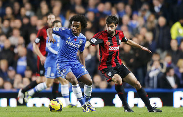 Chelsea v West Bromwich Albion - Barclays Premier League