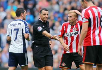 West Bromwich Albion v Sunderland - Barclays Premier League