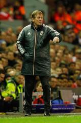 Liverpool v Fulham Barclays Premier League