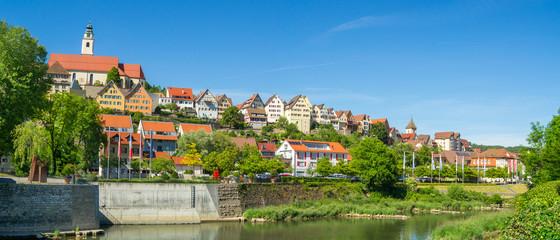 Fototapete - Horb, Germany