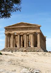 temple of concorde agrigento