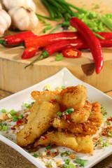 Fried Fish Dolly