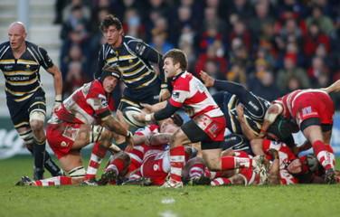 Gloucester Rugby v Worcester Warriors Guinness Premiership