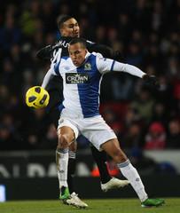 Blackburn Rovers v West Bromwich Albion Barclays Premier League