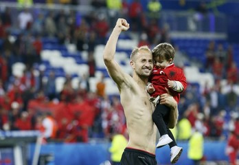 Romania v Albania - EURO 2016 - Group A