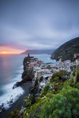 Vernazza, Cinque Terre, province of La Spezia, Liguria, Italy, Europe
