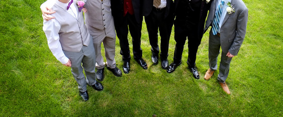 Boys Young Men Ready for Prom