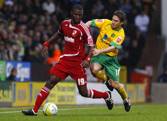 Norwich City v Swindon Town Coca-Cola Football League One
