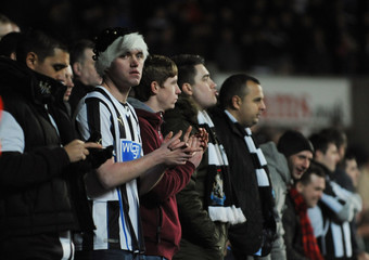 Swansea City v Newcastle United - Barclays Premier League