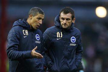Brentford v Brighton & Hove Albion - FA Cup Third Round