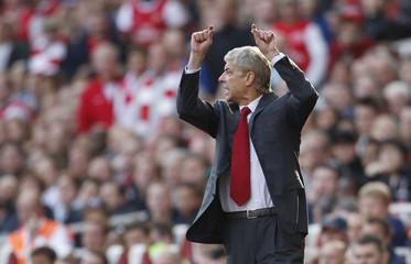 Arsenal v Stoke City Barclays Premier League