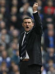 Portsmouth v West Bromwich Albion Barclays Premier League