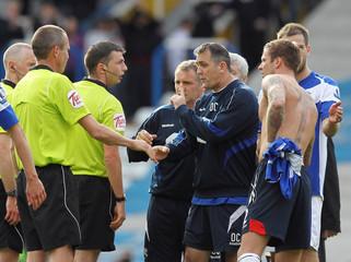 Birmingham City v Bolton Wanderers Barclays Premier League