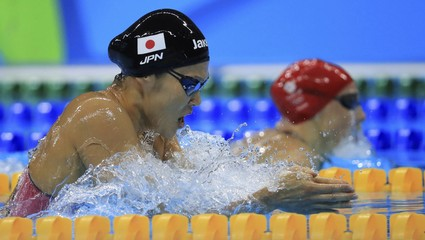 Swimming - Women's 200m Breaststroke - Heats