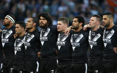 New Zealand v England - 2014 Four Nations