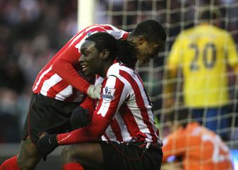 Sunderland v Stoke City Barclays Premier League