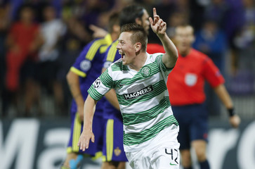 NK Maribor v Celtic - UEFA Champions League Qualifying Play-Off First Leg