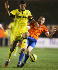 Braintree Town v Tranmere Rovers - FA Cup First Round