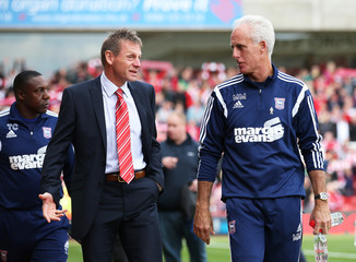 Nottingham Forest v Ipswich Town - Sky Bet Football League Championship