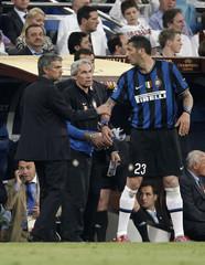 Bayern Munich v Inter Milan 2010 UEFA Champions League Final