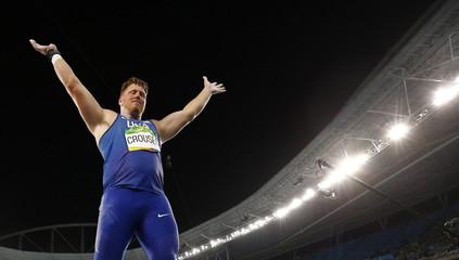 Athletics - Men's Shot Put Final