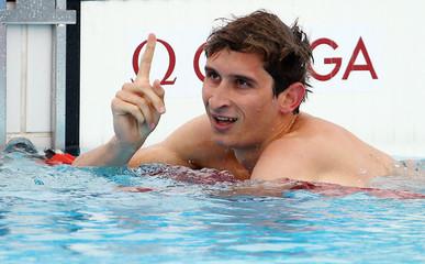 Pentathlon - Men's Swimming